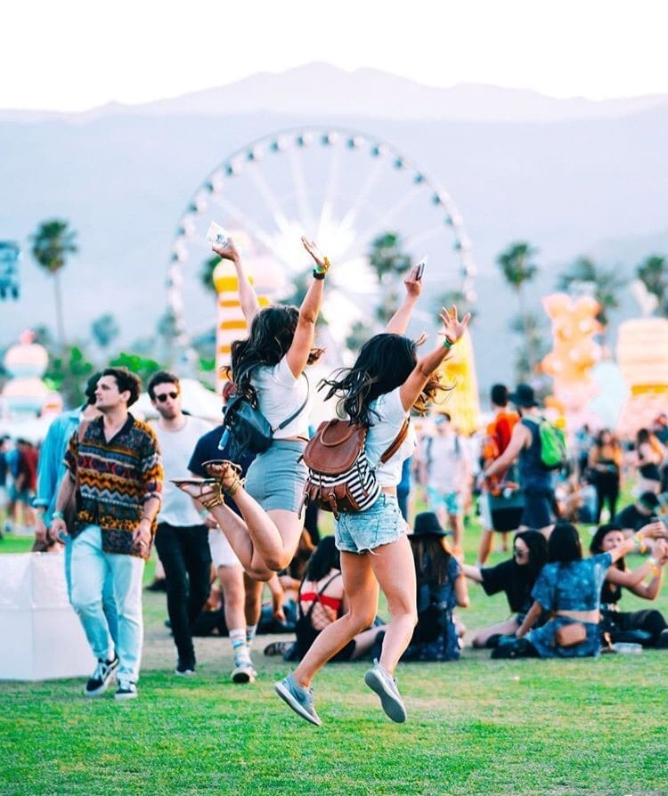 The best of Coachella fashion and street style