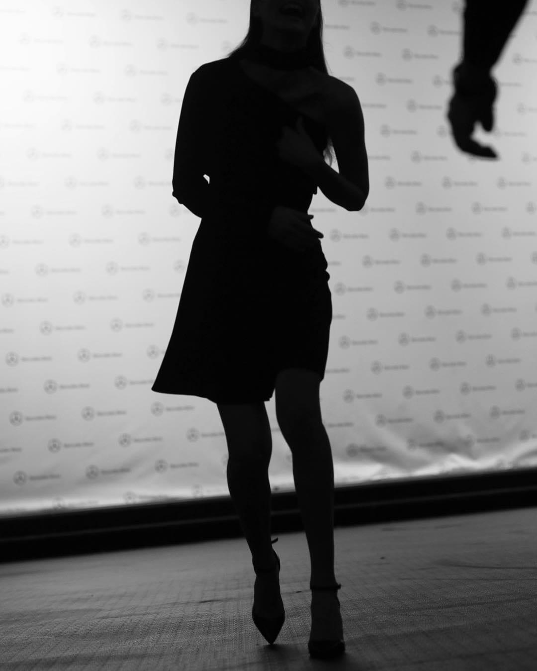 Dancing Girls - Madrid Fashion Show